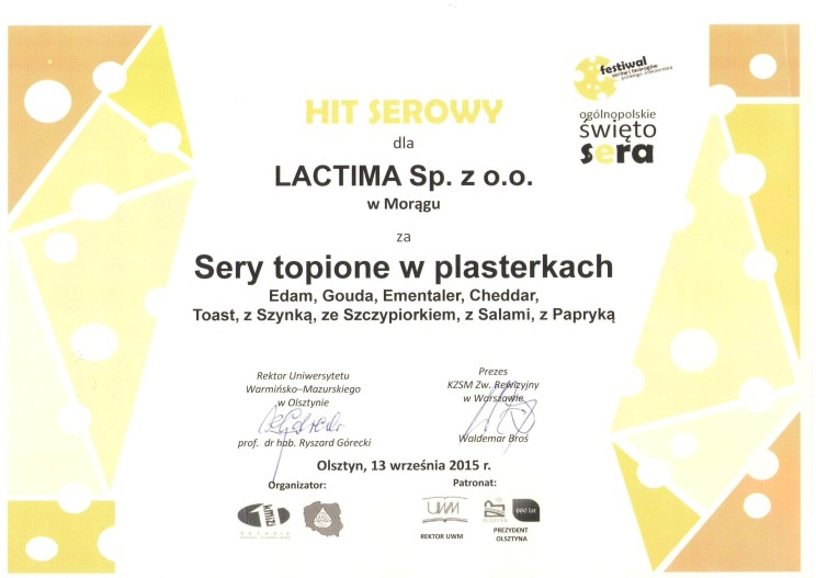 Serowy Hit  za Sery topione w plasterkach 2015-page-001(2)