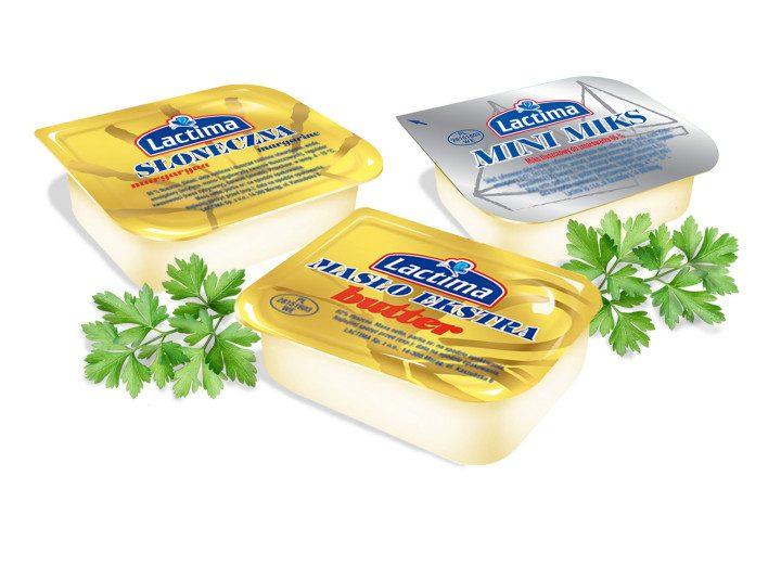 Masło, Margaryna, Miks  tłuszczowy