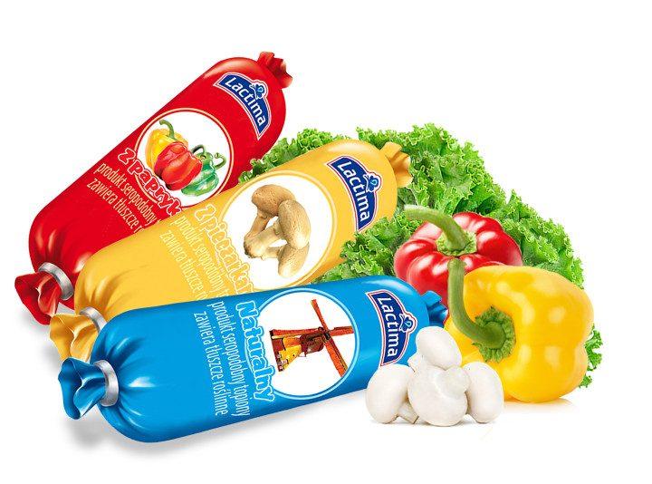 Produkty seropodobne w serdelku