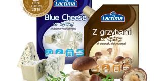 Saszetka Blue Cheese LACTIMA – ser na medal!