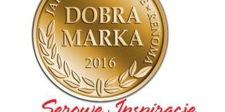Serowe Inspiracje z tytułem Dobra Marka 2016!