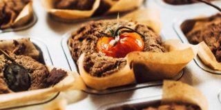 Wytrawne muffiny z Hagą