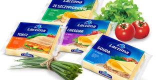 LACTIMA odświeża szatę graficzną na serach topionych w plastrach.
